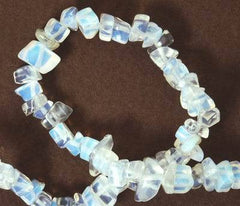 Opalite Moonstone Chip Beads