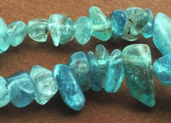 Unusual Mediterranean-Blue Apatite Small Nuggets