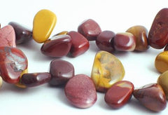 Luscious Mookaite Fancy Drop Beads