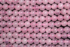 Seductive Rose Quartz Beads -  4mm ,6mm or 8mm