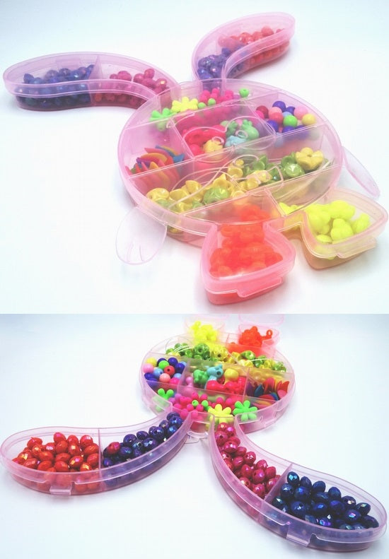 Cute Bunny Beading Kits - Kids Will Love This!