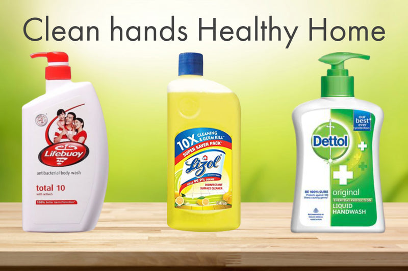 Hygiene Care Products - LankaBasket