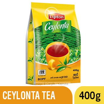 Lipton Ceylonta Yellow Label Tea - [50g, 100g, 200g, 400g, 1kg] - Lanka Basket