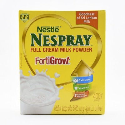 Nespray Full Cream Milk Powder - [400g, 1kg] - Lanka Basket