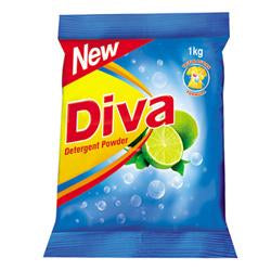 Diva Regular Detergent Powder - 1kg - Lanka Basket
