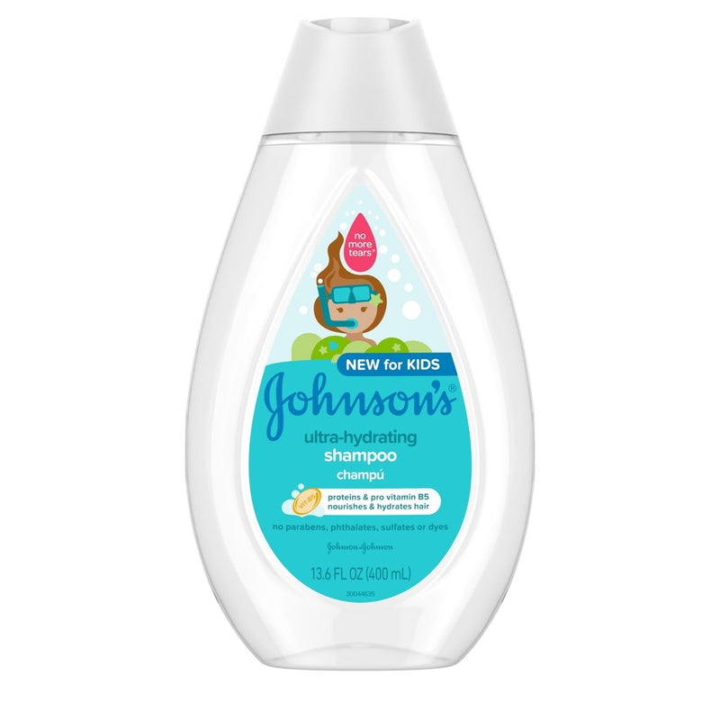 Johnson's Ultra Hydrating Shampoo - 200ml - Lanka Basket