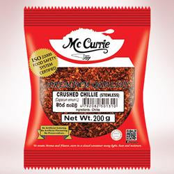 MC Currie Crushed Chilli Pieces- 200g - Lanka Basket