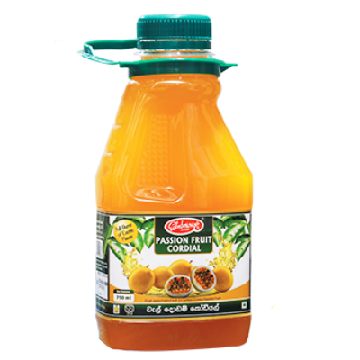 Edinborough Passion Drink - 750ml - Lanka Basket