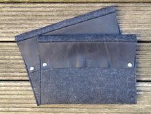 Afbeelding in Gallery-weergave laden, Laptopsleeve 13 inch macbook - zwart