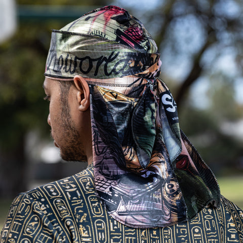 Buy Silk Designer Durags Your Way satin durag - Solution4evolution.com