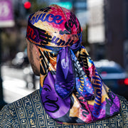 Buy Silk Designer Durags MLK Dreams satin durag - Solution4evolution.com