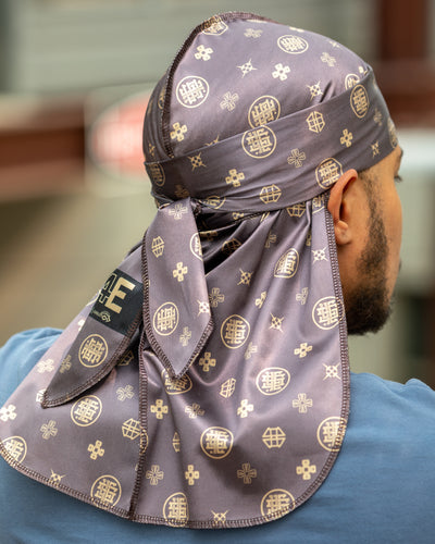Buy Silk Designer Durags S4E Classic satin durag. - Solution4evolution.com