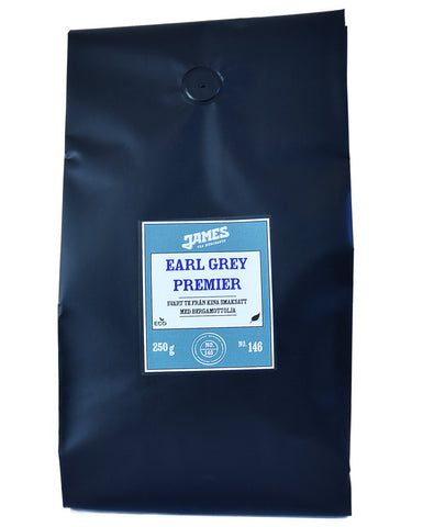 James Tea Earl Grey Premier 250 gr