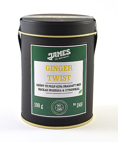 Ginger Twist - 100 gr Burk