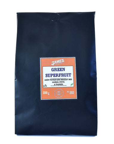 Green Superfruit - 250 gr påse