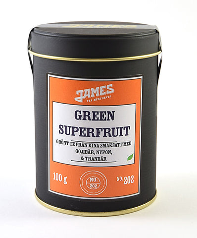 Green Superfruit - 100 gr Burk