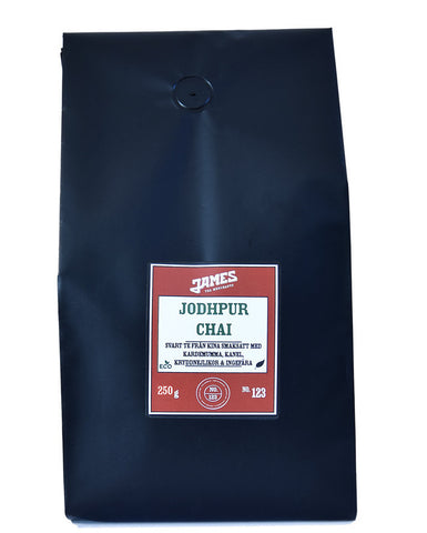 James Tea Jodphur Chai 250 gr