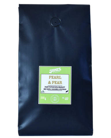 James Tea Pearl & Pear 250 gr