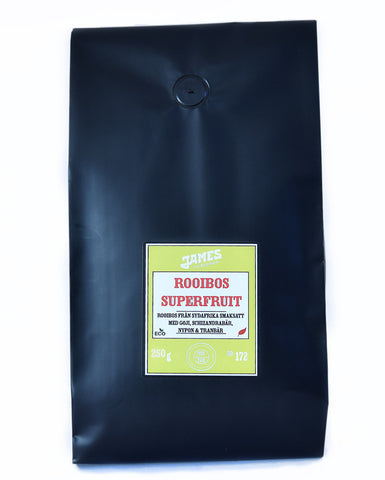 James Tea Rooibos Superfruit 250 gr
