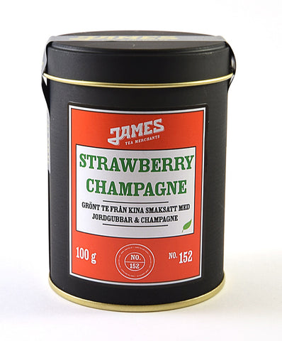 Strawberry Champagne - 100 gr Burk