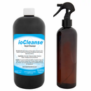 ioCleanse Hand Cleanser - 1L Bottle with Sprayer