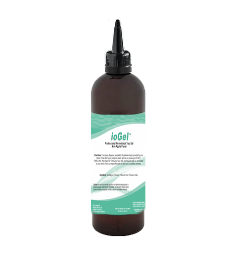 ioGel Periodontal Gel 350ml  (apple-mint)