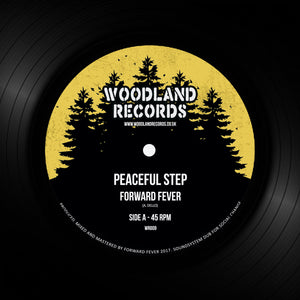 "FORWARD FEVER - Peaceful Step (7"")"