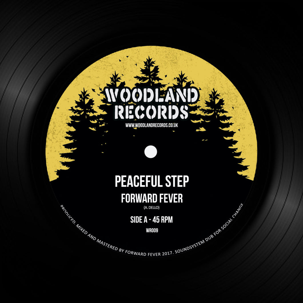 FORWARD FEVER - Peaceful Step (7