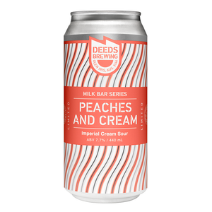 DEEDS Peaches and Cream
