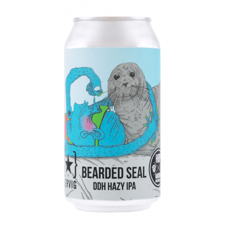 HOP NATION The Bearded Seal