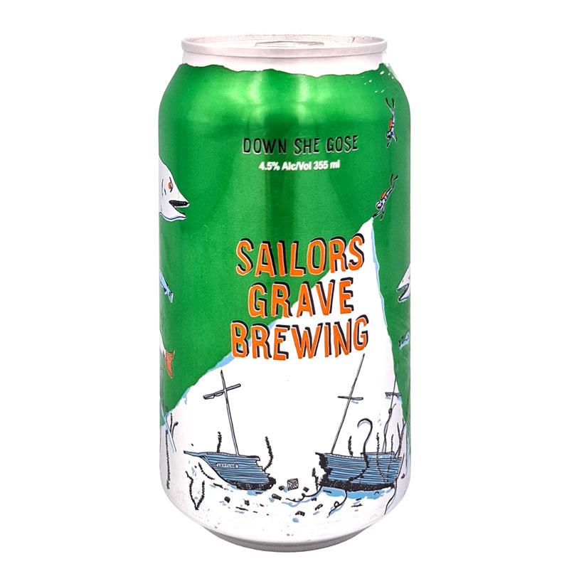 SAILOR'S GRAVE Down She Gose