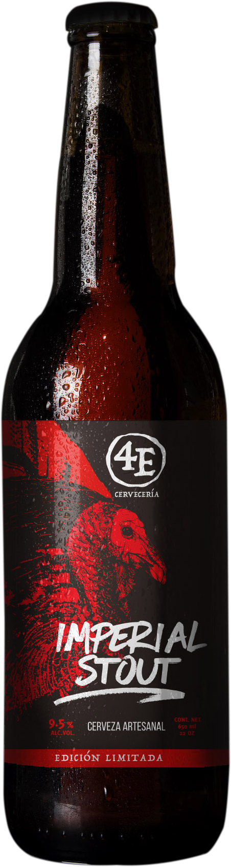4E Imperial Stout - 650 ml