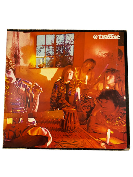 Mr. Fantasy (LP; Album; RE; Gat), by The Traffic