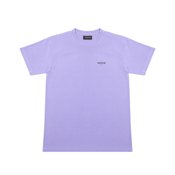 MINI LOGO TEE PURPLE