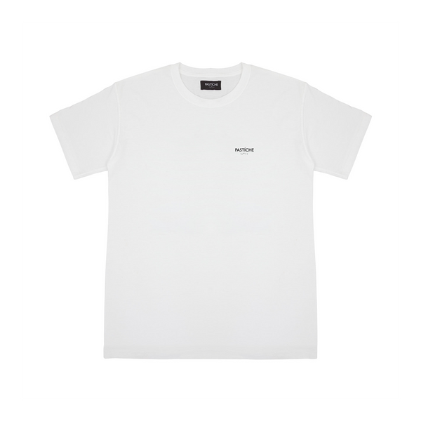 MINI LOGO TEE WHITE