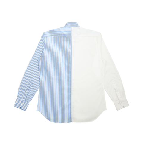 Load image into Gallery viewer, SPLIT POPLIN SHIRT