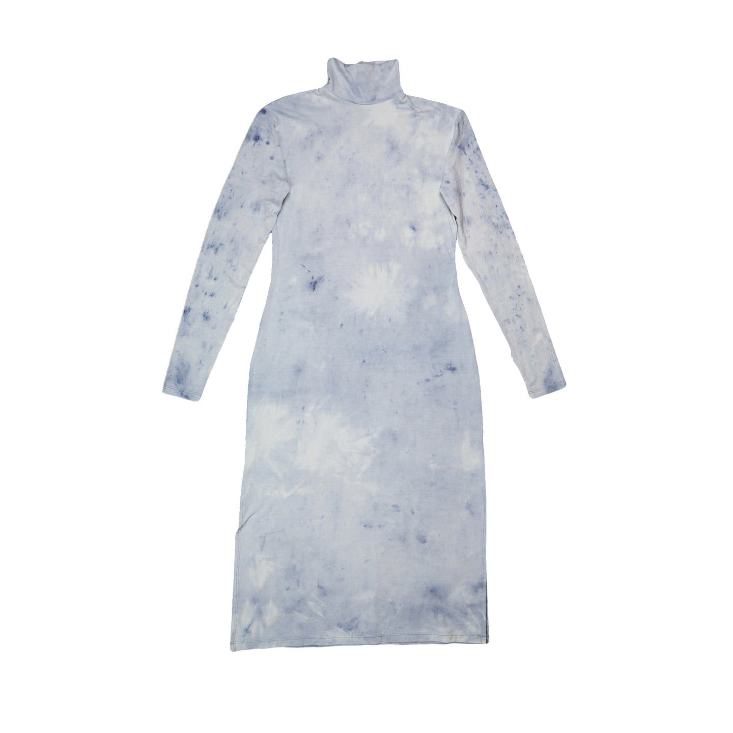 LUPETTO DRESS INDIGO