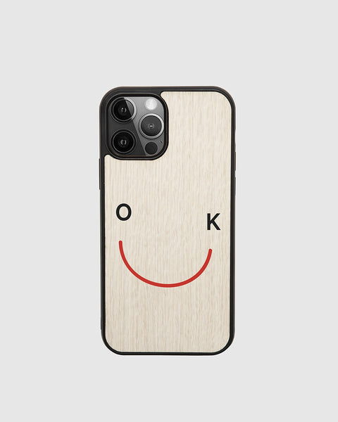 WOODEN OK COVER