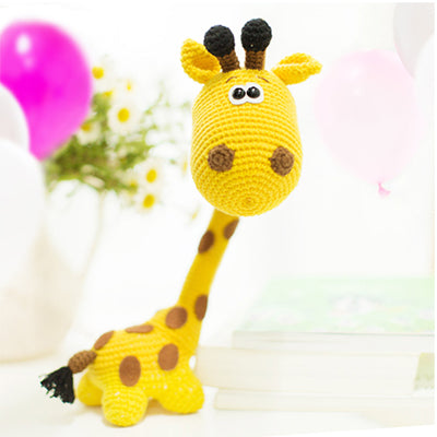Amigurumi giraffe for sale, crochet stuffed animal, handmade soft ... | 400x400