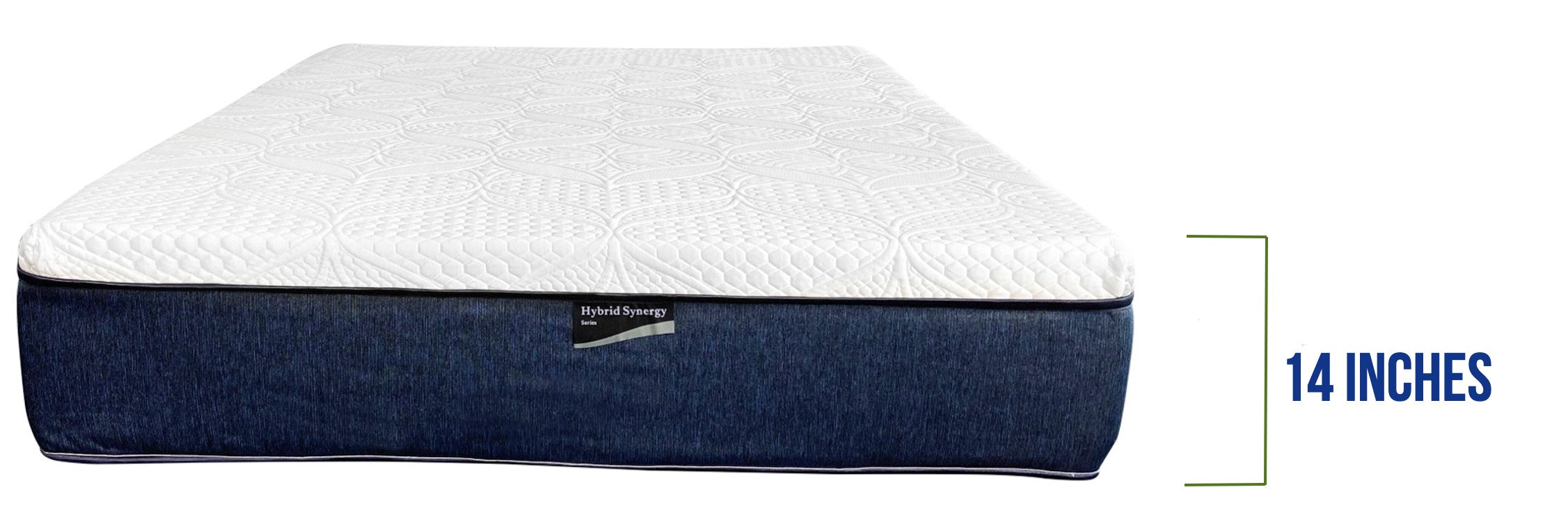 The Cool Series Mattress 12in Thickness