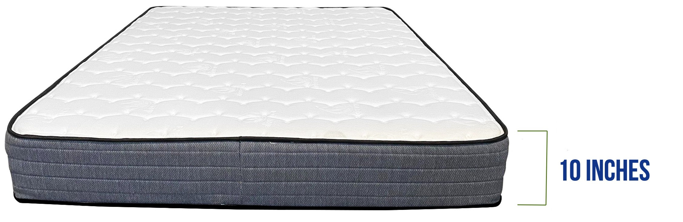 The Express Bed in a Box Mattress 10in Thickness