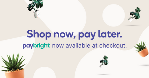 Paybright now available at checkout.