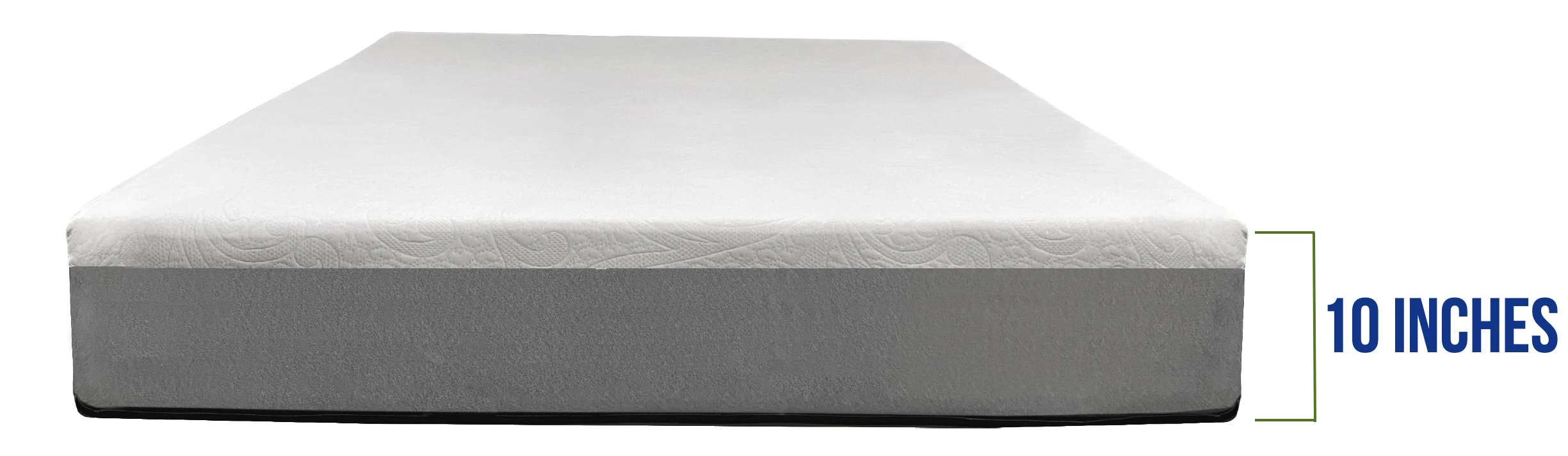 The Beauty Series Mattress 12in Thickness