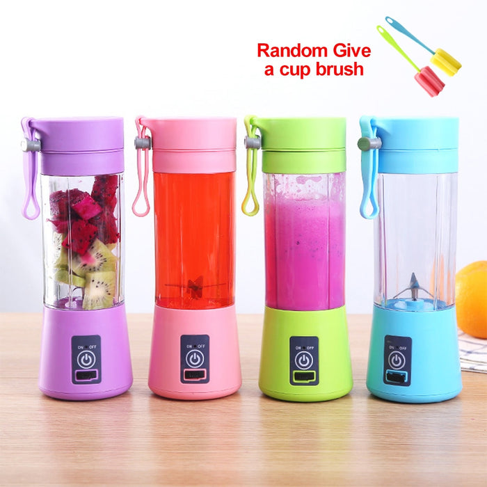 Rechargeable Portable Smoothie Maker Blender