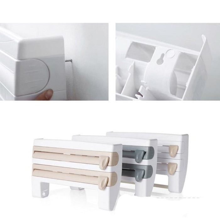 Paper Storage Rack Container