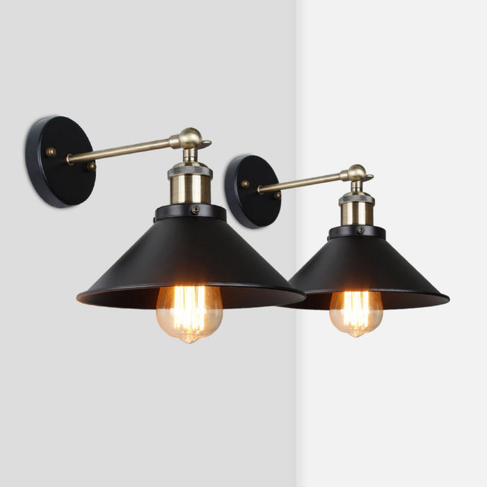Vintage Wall Industrial Lamp