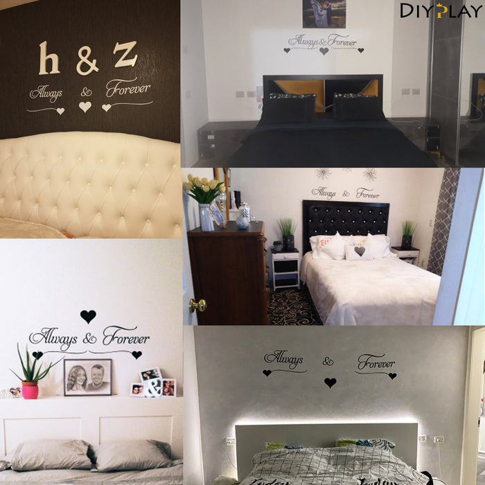 Romantic Love Wall Stickers