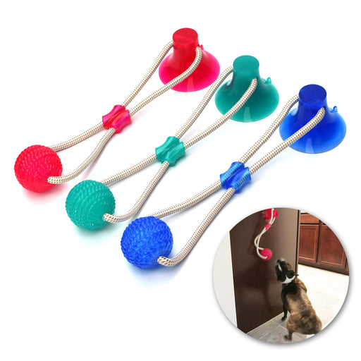 Multifunction Pet Rubber Toy