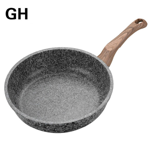 Marble Stone Frying Pan