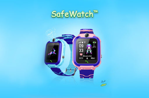 SafeWatch™ smartwatch for kids